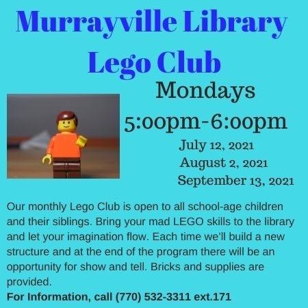 Web Lego Club July September 2021