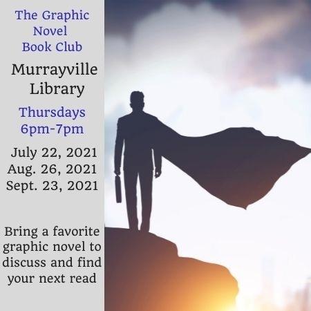 Web Graphic Novel Book Club July September 2021